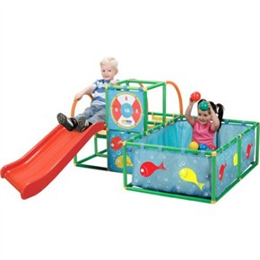 3-in-1 Play Set with 50 Balls