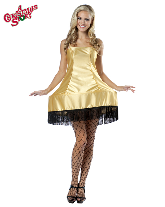 Sexy Leg Lamp Costume A Christmas Story Costumes
