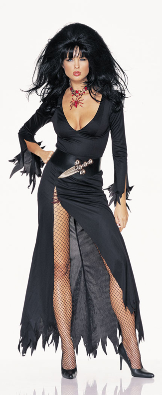 Adult Haunted House Mistress Costume
