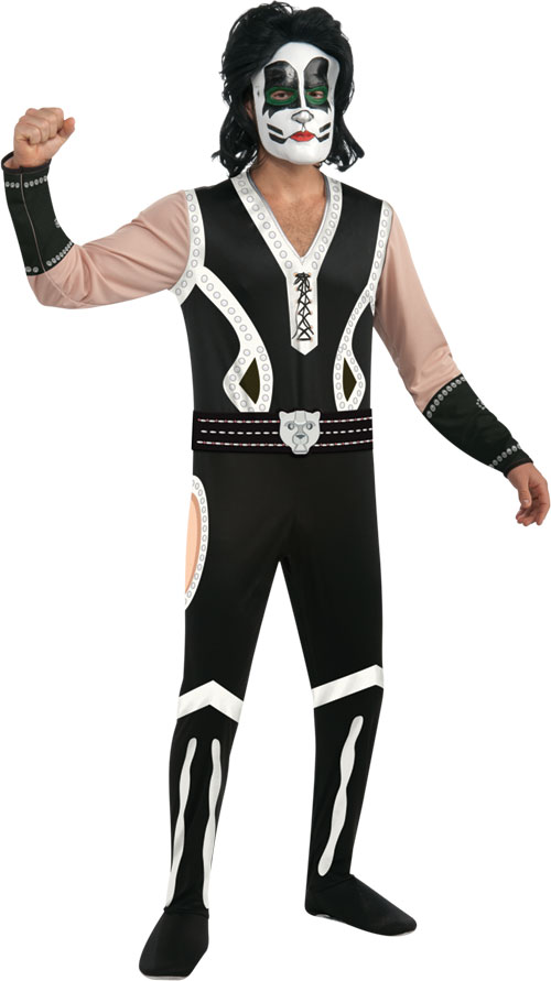 Adult Kiss Peter Criss Costume