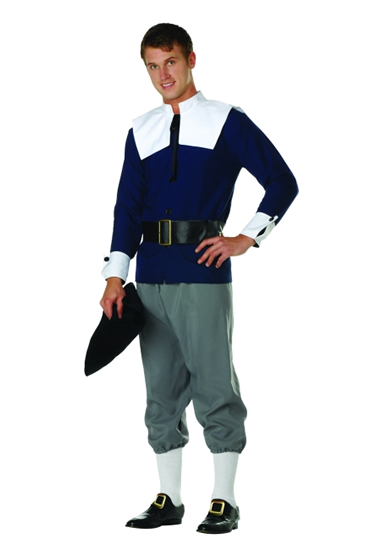 Adult Pilgrim Costume