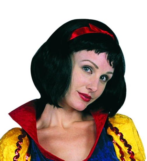 Snow White Adult Wig 13