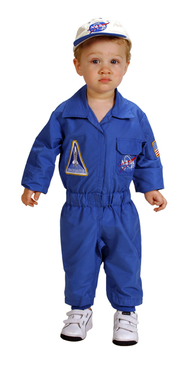 Toddler Jr. Flight Suit