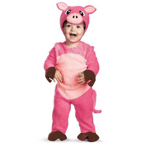 Baby Pigs Costumes