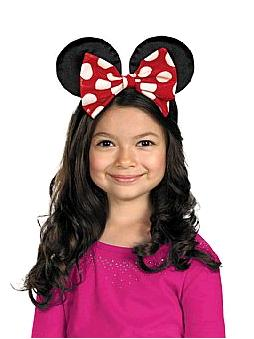 Child Minnie Mouse Ears