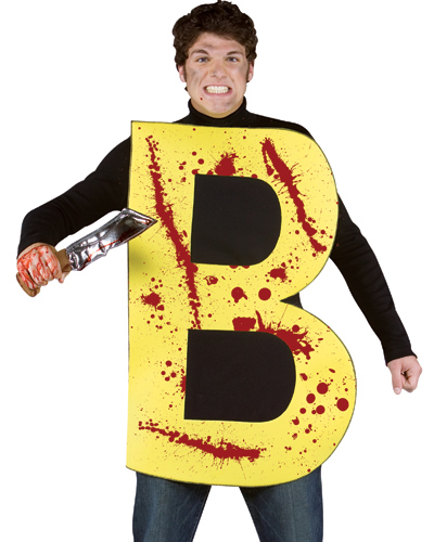 Adult Killer B Costume