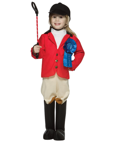 Child Future Equestrian Costume