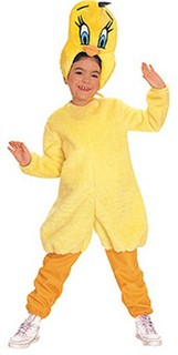 Child Tweety Costume