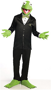 Adult Kermit Costume