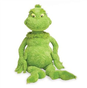 Giant Grinch Doll - Jumbo Size