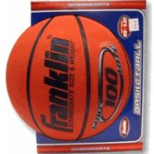 Grip Rite 100 Intermediate Size Franklin Basketball