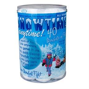 Indoor Snowballs - 40 pack