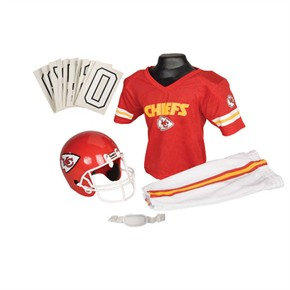 Kansas City Chiefs Youth Uniform Set