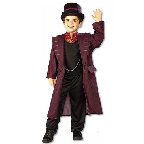 Amazon.co.uk: kids willy wonka costumes