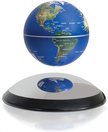 Levitron Ion Antigravity Globe