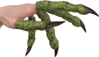 Witch Finger Extensions Halloween Accessory