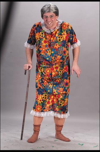 Gropin' Granny Costume