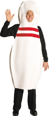 Adult Bowling Pin Costume