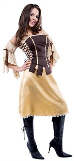 Teen Tavern Wench Costume