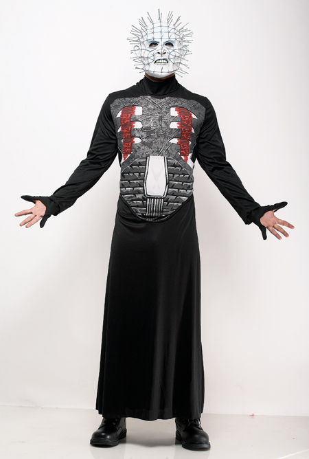 Adult Pinhead Costume
