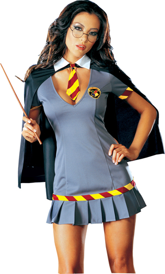 Adult Sexy Wizard Wanda Costume