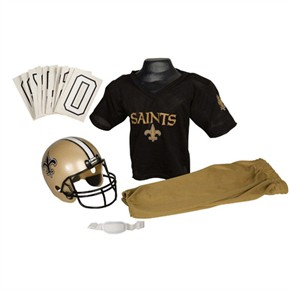 New Orleans Saints Youth Uniform Set
