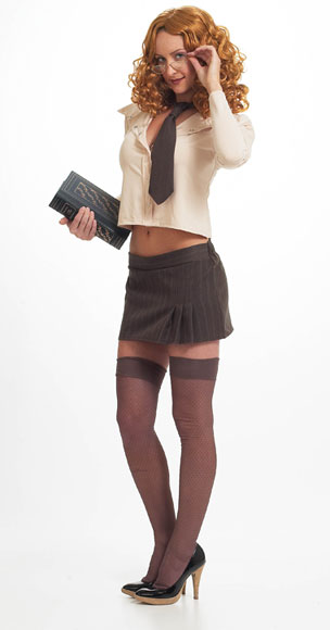 Adult Sexy Defense Attorney Costume