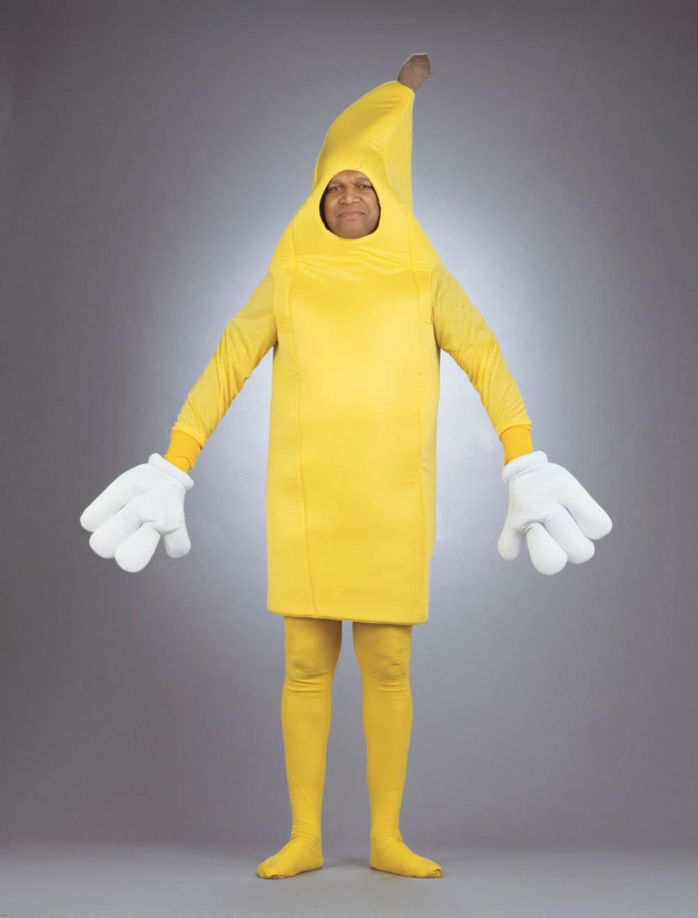 Костюм банана для мальчика своими руками 17