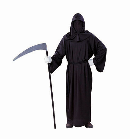 Adult Black Death Costume