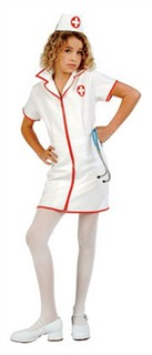 Preteen Nurse Costume