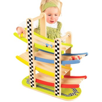 Switchback Toy Race Track