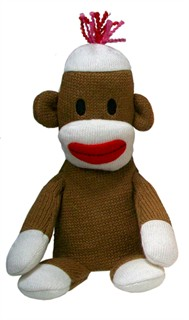 Talking Sock Monkey Pipsqueaks