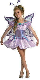 Teen Butterfly Costume