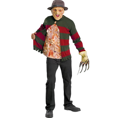"Teen Freddy ""Chest of Souls"" Costume"